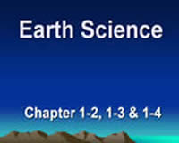 Ch. 1 - Part 2: Introduction to Earth Science